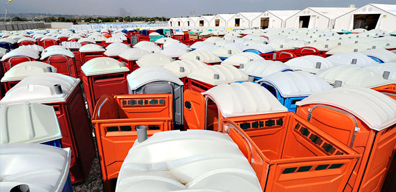 Champion Portable Toilets in Bloomington,  MN